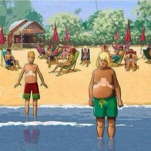 Neulich am Strand / via Dr. Lima