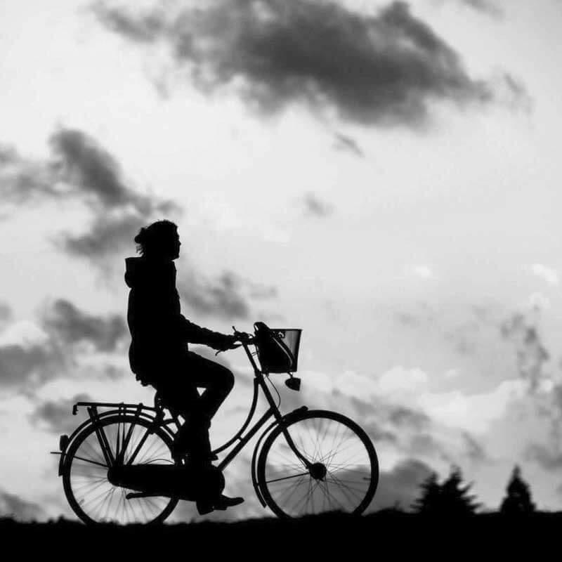 Radfahren ist auch Betriebliche Gesundheitsförderung.