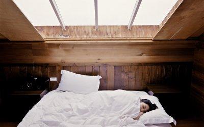 So schlafen Sie wieder gut in der Nacht