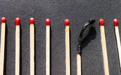 Wie entsteht ein Burnout-Syndrom?