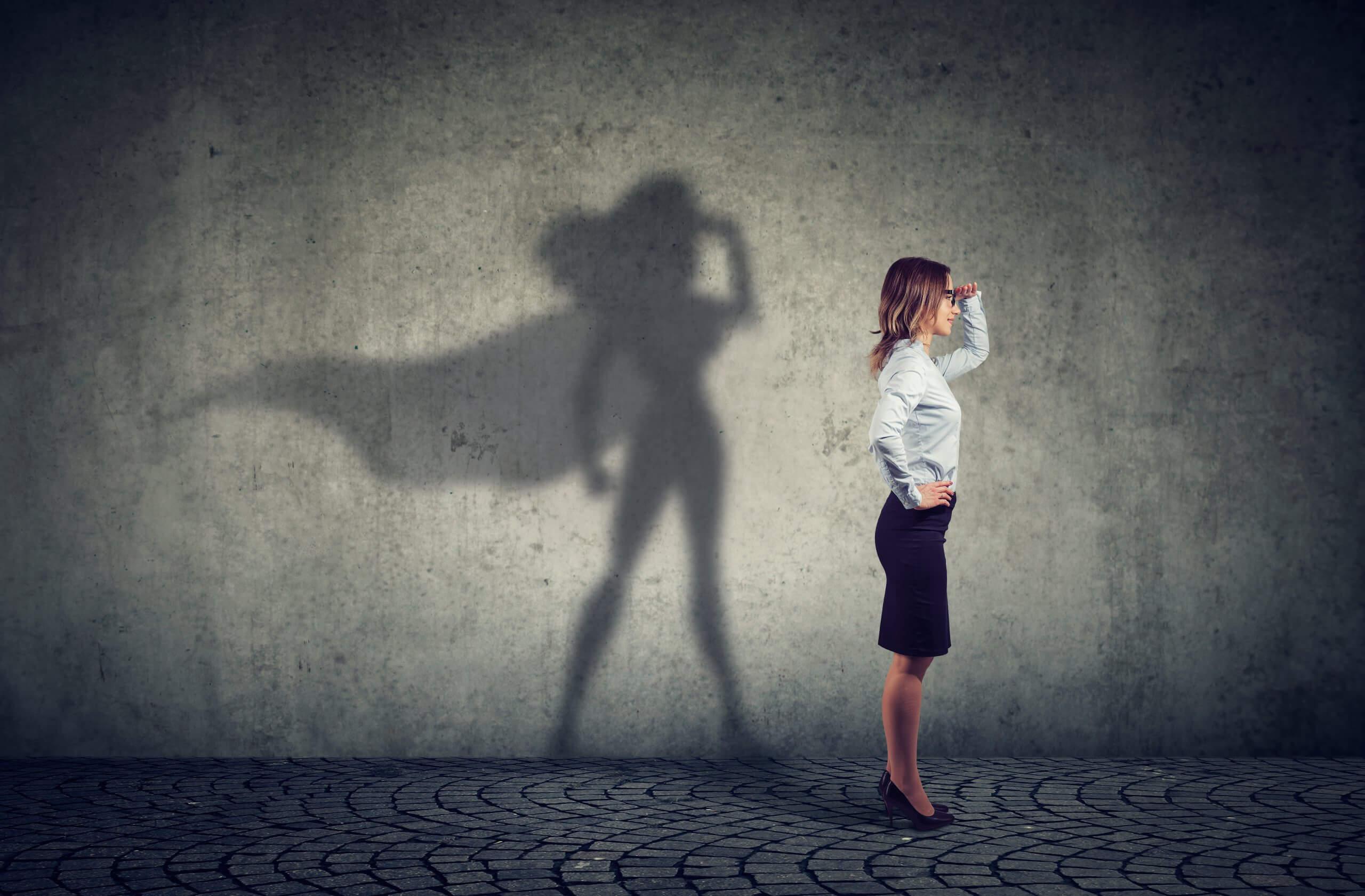 Du bist gut genug!, c: Shutterstock