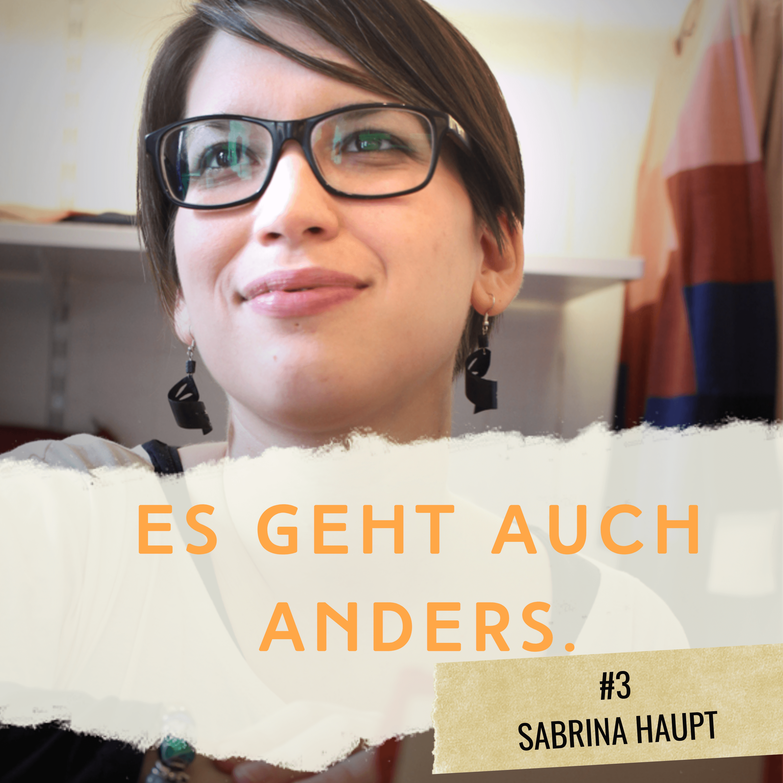 Podcast #3 Sabrina Haupt